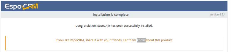 EspoCRM Image Guide