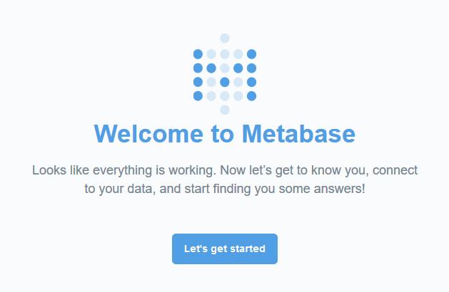 Start Metabase